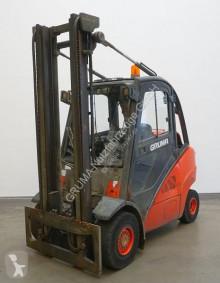 Gas heftruck Linde H 35 T/393
