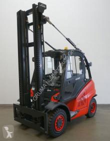 Linde H40 used diesel forklift