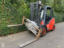 Linde H45D 394 + CASCADE ROTATOR chariot diesel occasion