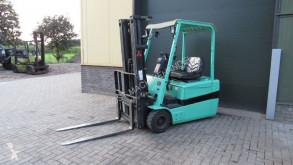 Chariot électrique Mitsubishi 2.0 heftruck elektrische met 3 delige mast