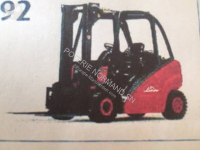 Fenwick H20T used gas forklift