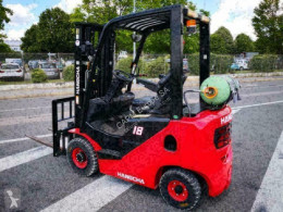 Gasdriven truck Hangcha XF18