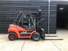 Chariot élévateur Linde H80D-02 Heftruck Diesel VORKENSPREIDER occasion