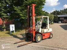 Empilhador elevador empilhador eléctrico Nissan EH 02 F 20 U / Fendt Gabelstapler