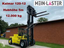 Carretilla elevadora Kalmar 120-12 12.000 kg Hubhöhe 5 m hydr.Seitenschieber carretilla diesel usada