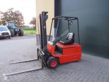 El-truck Linde E15 heftruck elektrische zeer goed