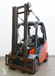 Carretilla elevadora Linde H30 carretilla diesel usada
