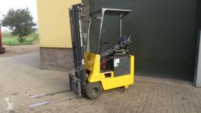 Vysokozdvižný vozík Pimespo heftruck elektrische met 3 deligemast en sidesift zeer goed elektrický vysokozdvižný vozík ojazdený