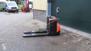Empilhador porta paletes acompanhante BT swe 080l paletwagen stapelaar elektrische zeer goed