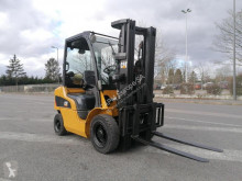 Caterpillar GP25N gasdriven truck begagnad