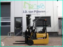 Chariot électrique Caterpillar EP15KRT triplex5.5m +sideshift 1679uur TUV!