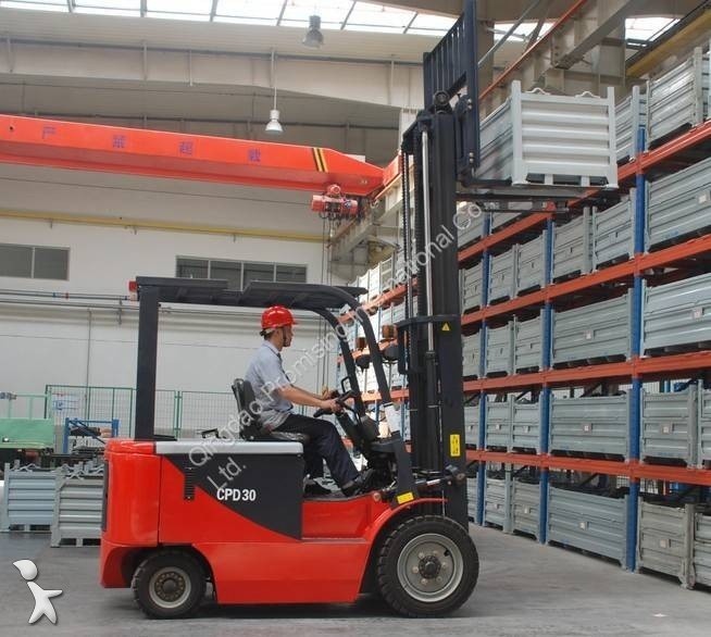 View images Dragon Machinery CPD30 Forklift