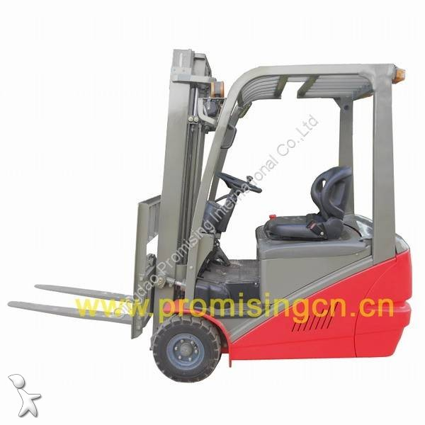 Преглед на снимките Кар Dragon Machinery 3-Wheel Counterbalanced AC Electric Forklift Truck Capacity 1.5T TK315