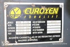 Vedeţi fotografiile Stivuitor Euroyen FBT18