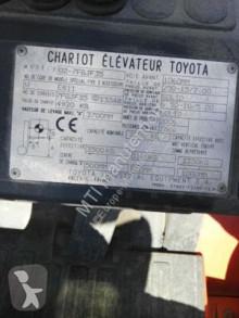 Преглед на снимките Кар Toyota 7FGJF35