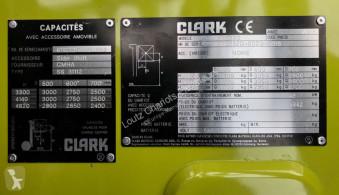 Vedere le foto Carrello elevatore Clark GTS33D