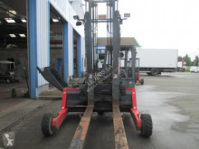 M4 20.3 lorry mounted forklift used