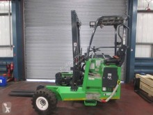 Moffett M8-35NX lorry mounted forklift used