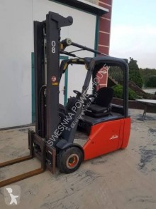 carretilla transportable Linde E16