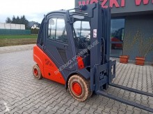 Linde H35T lorry mounted forklift