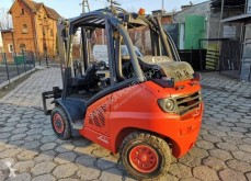 Linde H40T lorry mounted forklift