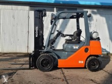 Toyota lorry mounted forklift