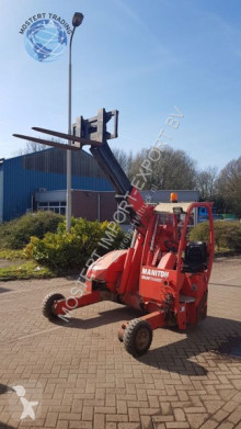 Manitou lorry mounted forklift