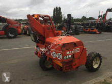 Manitou TMT320FL lorry mounted forklift used