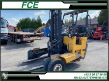 Yükleme forkflift Moffett M8 35.4 *ACCIDENTE*DAMAGED*UNFALL* kazalı