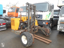 Transmanut TTA lorry mounted forklift used