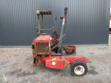 Moffett M2403E lorry mounted forklift used