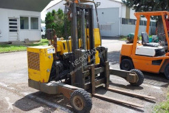 Transmanut TCD lorry mounted forklift used