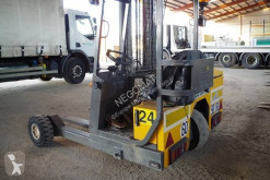 Transmanut TCI 3C lorry mounted forklift used