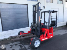 Moffett M4 M4 25.3 lorry mounted forklift used