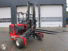 Moffett M5 m 5 25.3 lorry mounted forklift used