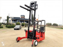 Moffett M4 25.3 lorry mounted forklift used