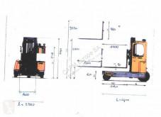 Zobraziť fotky Závesný vysokozdvižný vozík Transmanut TRANSRETRAC 3000