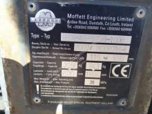 Se fotoene Medbragt løftegaffel Moffett M5