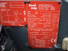 Преглед на снимките Мобилен мотокар Kooi-Aap ZZ-3-2030 Meeneem Heftruck (2000KG)