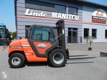 Manitou MH 25-4T 4X4 Duplex all-terrain forklift used