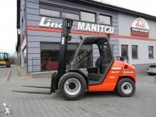 високопроходим мотокар Manitou MSI30T Side shift