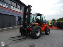 Carretilla todoterreno Manitou M30-4T Side shift usada