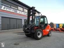 Carretilla todoterreno Manitou MSI50T Side shift usada