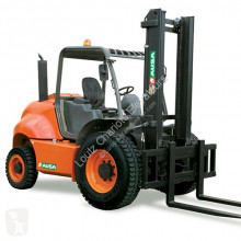 Ausa all-terrain forklift