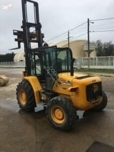 Stivuitor toate terenurile JCB 930RTFL 930-40 second-hand