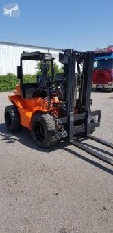 wózek terenowy Mast H15D