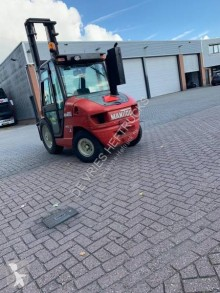 Manitou msi30 all-terrain forklift used
