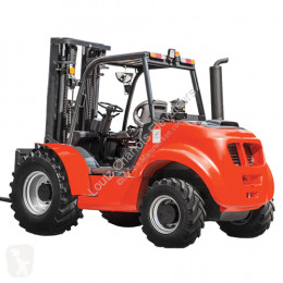 FD35 4x4 all-terrain forklift used