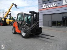 Manitou MH20-4T Triplex side shift all-terrain forklift
