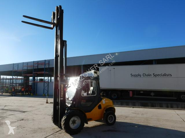 View images Maximal FD35 T all-terrain forklift